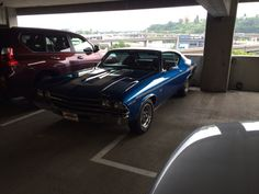 Yenko Chevelle at Mecum Auction Seattle you got to drive them!!