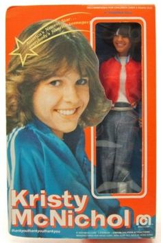Kristy McNichol doll by Mego