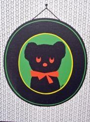 Black bear, door Dick Bruna.