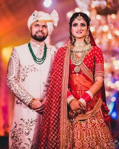 14 Prettiest Red Dupatta Designs to amp up your Bridal Lehenga Muslim Wedding Dresses, Princess Wedding Dresses, Bridal Dresses, Wedding Outfits, Wedding Wear, Dresses Uk, Dream Wedding, Corset Back Wedding Dress, Backless Wedding