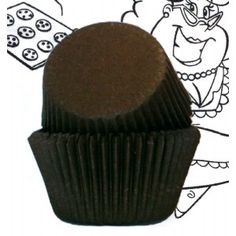 Shop online for Golda's Kitchen Baking Cups - Solid - Brown - Standard at Golda's Kitchen; the leading Canadian on-line shopping site for quality bakeware, cookware, and cake decorating supplies. Line Shopping, Cake Decorating Supplies, Baking Cups, Brown, Mini, Cupcake, Tools, Kitchen, Instruments