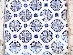 Azulejos do Centro Histórico de São Luís