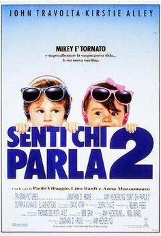 Il Graffio di Monica Riccioni: Senti chi parla 2 (1991)