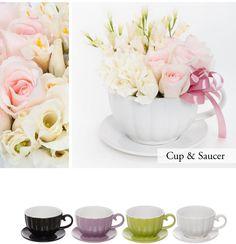 Tea Cup & Saucer Set Cup And Saucer Set, Tea Cup Saucer, Tea Cups, Table Decorations, Home Decor, Decoration Home, Room Decor, Tea Cup, Dinner Table Decorations