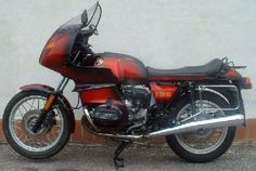 BMW #R100RS. Summer 1990 was camping and cruising in France/Spain on this. That sounds wrong...