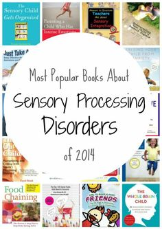 Most Popular Books About Sensory Processing Disorders of 2014 Sensory Book, Autism Sensory, Sensory Activities, Sensory Play, Sensory Disorder, Sensory Processing Disorder, Sensory Issues, Sensory Diet, Non Fiction