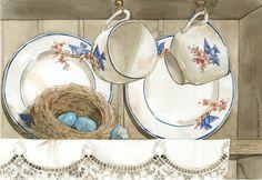 Sandi Gore Evans. Decoupage, Sweetest Devotion, Evans Art, Estilo Country, Cottage Art, Tea Art, Rose Wallpaper, Vintage Images, Clipart