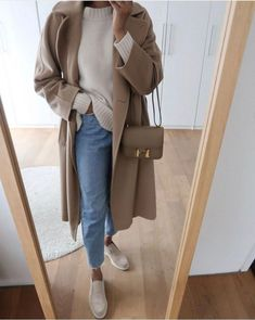 Winter Sweater Outfits, Casual Winter Outfits, Winter Fashion Outfits, Classy Outfits, Trendy Outfits, Fall Outfits, Autumn Fashion, Weekend Fashion, Elegantes Outfit