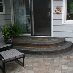 Paver Patio Design Ideas, Pictures, Remodel, and Decor - page 8