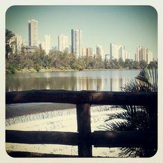 Lago Igapó, Londrina-PR by alinemarcal