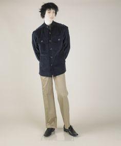 Safari jacket, Yves Saint Laurent, 1981