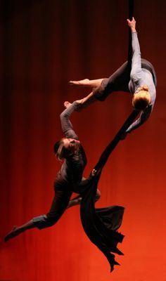 Arachne Aerial Arts is the name of an acrobatics group that performs at circus events .