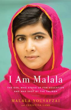 Amazon.com: I Am Malala: The Girl Who Stood Up for Education and Was Shot by the Taliban eBook: Malala Yousafzai, Christina Lamb: Kindle Sto...