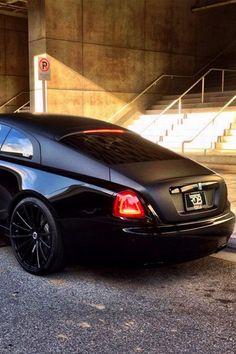 Automobile & Vehicles - RR Wraith