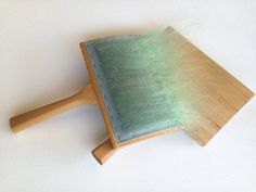 Spinning from Hand Carders