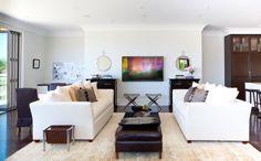 Room designed by Marsh & Clark.