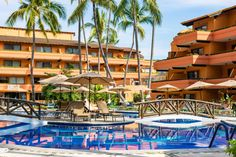 An amazing deal for the ultimate vacation to Puerto Vallarta, this deal won't last long, so book the ultimate vacation now! Unique Vacations, Family Resorts, Puerto Vallarta, Tropical Paradise, Resort Spa, Beach Resorts, Hotel Offers, Old World, Villa