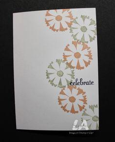 Petal Parade, Stampin' Up! SAB 2014, LA Stamper Simple Cards