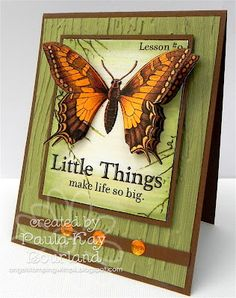 Little Things....