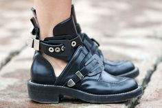 These boots are the epitome of cool. Scratch that, super cool.   - MarieClaire.com