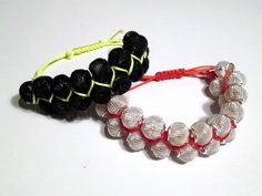 ❤ D.I.Y TUTO DOUBLE BRACELET SHAMBALLA 2013 SHAMBALLA ZIG ZAG ; HOW TO MAKE EASY SHAMBALLA 2013 - YouTube