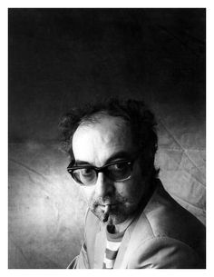 Jean-Luc Godard (1930) - French-Swiss film director, screenwriter and film critic. (la Nouvelle Vague)