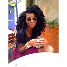 Black Girls With Curly Hair Tumblrhairfinity Qbzvun ❤ liked on Polyvore featuring hair