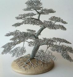 Forests Made Completely of Wire - Ripley's Believe It or Not!