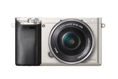 Sony Alpha a6000 Interchangeable Lens Camera with 16-50mm Power Zoom Lens (Silver) Sony http://www.amazon.com/dp/B00IZDLD32/ref=cm_sw_r_pi_dp_BXgQub1D94KXT