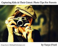 How many times have your kids done something so adorable that you couldn't wait to tell your spouse, but you can't remember it the next day? How many times did you want to capture it for posterity? How many times did you actually get a usable photo or video? You can't scrapbook it without some source material to start with.