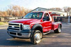 Tow Truck, Trucks, Towing Company, Dream Garage, Dan, Ford, Truck