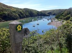 The beautiful Solva bay. Find out more about Pembrokeshire: http://www.visitwales.com/explore/west-wales/pembrokeshire