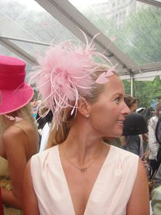 """English Wedding Hats for Women   British Inspiration at this year's Central Park Conservancy's """"Hat ..."""
