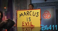 Marcus IS evil, but Leo is still crazy!