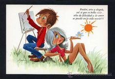 Ilustrador: *Asun* Ed. C. y Z. serie 7520-31 nº C. Nueva.