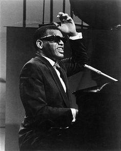 Ray Charles (c 1968).