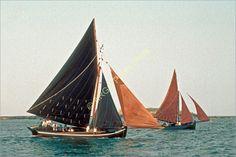 B095 Galway Hooker Star OF THE West Fishing Cargo Boat Ireland Photo | eBay