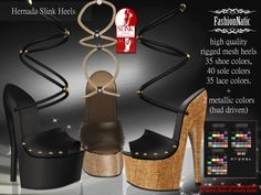 https://marketplace.secondlife.com/p/MESH-Hernada-Slink-Heels-High-Feet-Hud-Driven-Feet-Not-Included/6795341