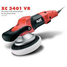 Flex Tool XC 3401 VR Orbital Polisher