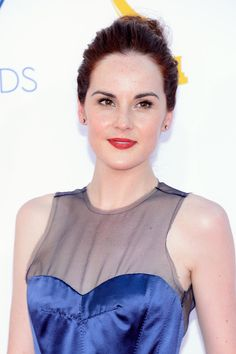 English beauty Michelle Dockery