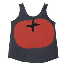 goldfish.be » T-shirt Sleeveless Tomato
