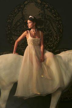 Christian Dior Couture, Dior Haute Couture, Couture Week, Haute Couture Looks, Couture Mode, Style Couture, Couture Fashion, Fashion Show, Beatrice Borromeo
