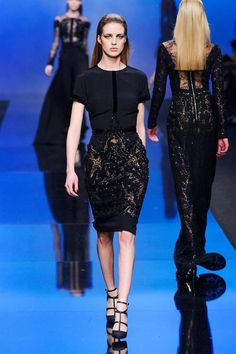 Elie Saab Fall 2013 Ready-to-Wear Runway - Elie Saab Ready-to-Wear Collection - ELLE
