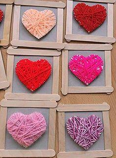 craft kits for kids diy \ craft kits for kids . craft kits for kids diy . craft kits for kids to buy . craft kits for kids gift Valentine Crafts For Kids, Valentines Diy, Kids Crafts, Food Crafts, Kids Diy, Creative Crafts, Easter Crafts, Saint Valentin Diy, Valentines Bricolage