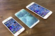 iPhone 8 ile ilgili iddialara, son olarak Bloomberg'de katılmış oldu. İşte iPhone 8 kavisli OLED ekran ile ilgili detaylar!