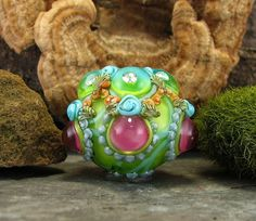 Jaipur Jewels Madhavilata by flamekeeper on Etsy, $45.00