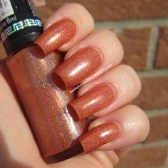 Pee Before Polish: Rainbow Orange! Nail Polish, Rainbow, Orange, Nails, Rain Bow, Finger Nails, Rainbows, Ongles, Nail Polishes