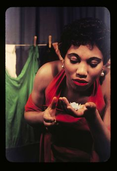 Leontyne Price, 1953.Carl Van Vechten's timeless photographs of the African American experience in Harlem.