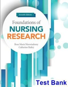 Test bank pediatric nursing 3rd edition by potts academy test test bank foundations of nursing research 7th edition nieswiadomy fandeluxe Choice Image