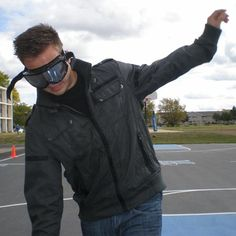 Drunk Busters Impairment Goggles - Drunk Busters Online Store - use these to simulate increased reaction time in Kinematics.